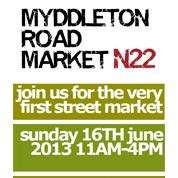 Myddleton Road Market N22