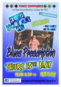 3C's Rock 'n' Blues Club - Free Live Music