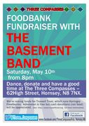 Basement Band - Live @the Three Compasses