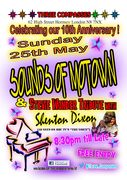 Sounds of Motown & Stevie Wonder tribute
