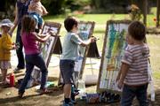 ART PICNICS 4 KIDS! CROUCH END 2015