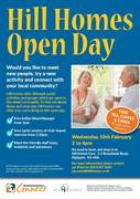 Hill Holmes Open Day