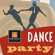 Christmas Swing Dance Party 9th Dec @HTHArtscentre