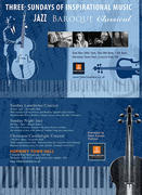 Sunday Night Jazz  - 6th Dec – 8pm @HTHArtsCentre