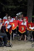 Barnet Band in The Grove