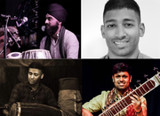 ZerOclassikal Basement Sessions Double Bill: An Evening of Jugalbandhis