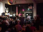 Jazz at Karamel: Stan Sulzmann Neon Orchestra