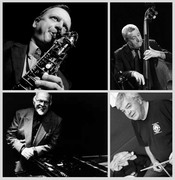 Jazz at Karamel: Alan Barnes + John Critchinson + Dave Green + Stu Butterfield