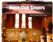 Voice Club Singers - Singing Technique Evening Class
