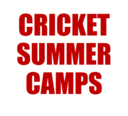 SUMMER HOLIDAY CRICKET ACTIVITIES