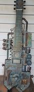 Steampunk lap steel #3