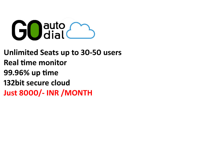 Go-AutoDial 3.3  cloud