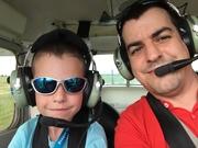 Our VFR flight