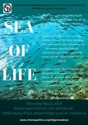"Cinema Politica screening: ""Sea Of Life"""