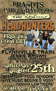 KENTUCKY HEADHUNTERS & FLYNNVILLE TRAIN.