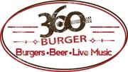 360 Burger Presents Brian James Band