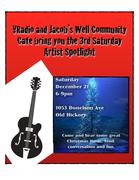 VRadio and Jacob's Well Artist Spotlight
