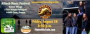 Flynnville Train - Alltech Music Festival at Alltech FEI World Equestrian Games 2014 in Normandy