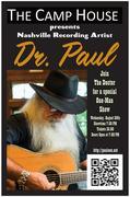 Dr. Paul @ The CampHouse