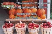 21st Annual Tecumseh Appleumpkin Festival