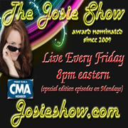The Josie Show Interviewing Melissa Ramski Live!