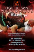 Fight to Win Nationals