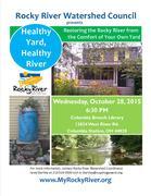 Healthy Yard, Healthy River