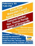 RRWC Annual Meeting 2017