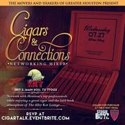 Cigars & Connections Networking Mixer At The Alley Kat