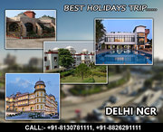 Resorts Near Delhi for Weekend Gateways – Best Offers and Packages-Book Now
