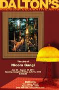 Recent Works by Nicora Gangi