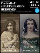 Portrait of Shakespeare's Heroine