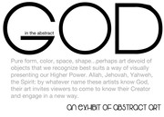 GOD in the abstract