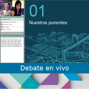 Debate en vivo con Denise Najmanovich y Noelia Mata