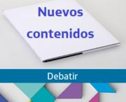 """""""Hacia los nuevos modelos de contenidos educativos""""."""
