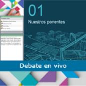 Debate en vivo con Ana Román y Jose Miguel Sancho