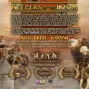 Keepers of the Loom -dokumentin ilmaisesitys / Free screening of the documentary Keepers of the Loom