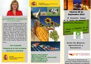 III Encuentro estatal de Mujeres Agricultoras y Ganaderas