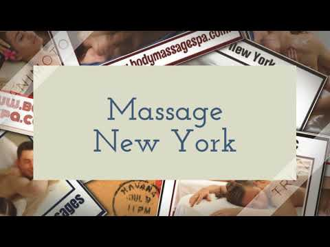 Massage In NYC
