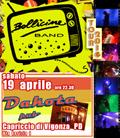 BoLLicine Band live @ DAKOTA PUB, Capriccio di Vigonza PD, sabato 19 aprile 2014
