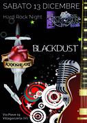 Blackdust + Kryosheart @ Sabbath Cafè