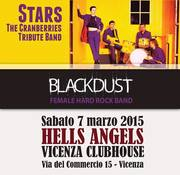 """In Vicenza We Rock!"" with STARS (Cranberries Tribute) & BLACKDUST"