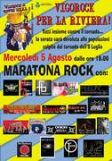VIGOROCK Per La Riviera! - Maratona Rock