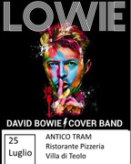 LOWIE -David Bowie tribute band