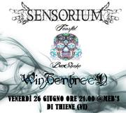Sensorium+Fearful Bonshake+Winterbreed@Meb's