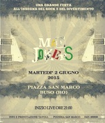 Mad Jokers Live Piazza S. Marco , Buso (RO)