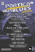 EL CUENTO DE LA CHICA Y LA TEQUILA - DIRK HAMILTON - MARY CUTRUFELLO - SARA PIOLANTI - CASHBOX - BLACK CAT & RED COSTA @ PORTICO HILLS BLUES FESTIVAL - Portico di Romagna (FC)