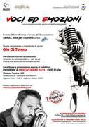 VOCI ED EMOZIONI 2015 - Concorso musicale per cantanti emergenti