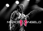 MARCO ANGELO The Hooded Guitar @GOSSIP VICENZA