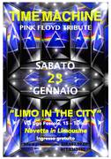 Time Machine Pink Floyd Tribute in concerto a Torino